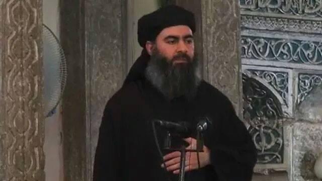 مبايعة أمير داعش