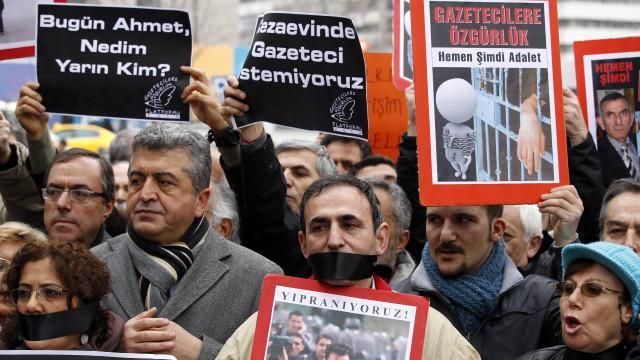 انتقادات لقمع أنقرة