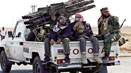 الوجه المليشاوي للحالة الإسلامية في ليبيا...بقلم :د.عبدالمنعم اللموشي 583