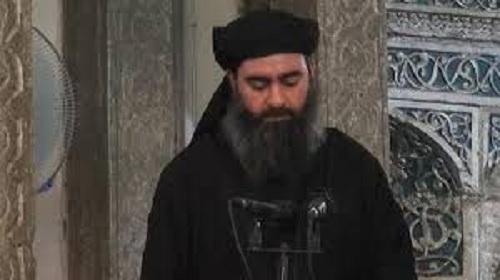 بيعة داعش
