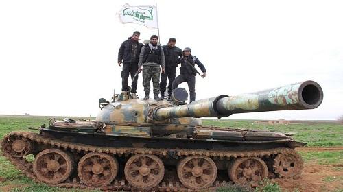 الصراع مع أحرار الشام