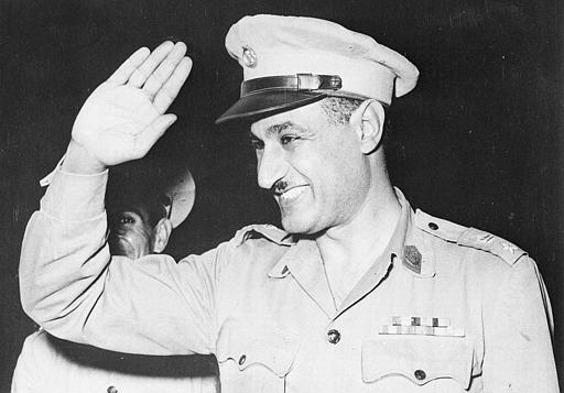 البكباشي جمال عبدالناصر