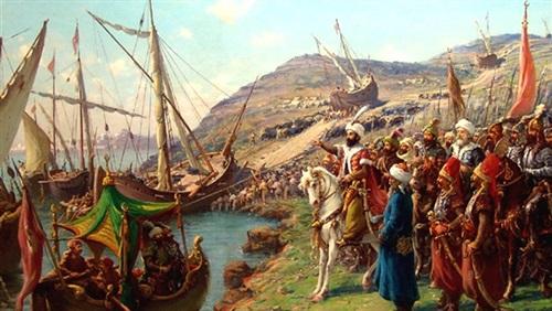 الفتح الاسلامي لمصر